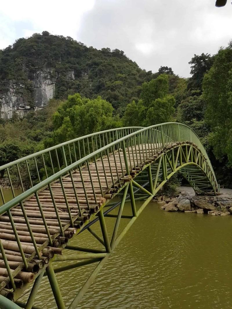 Vietnam, la charmante Pagode Bich Dông 🕯 27