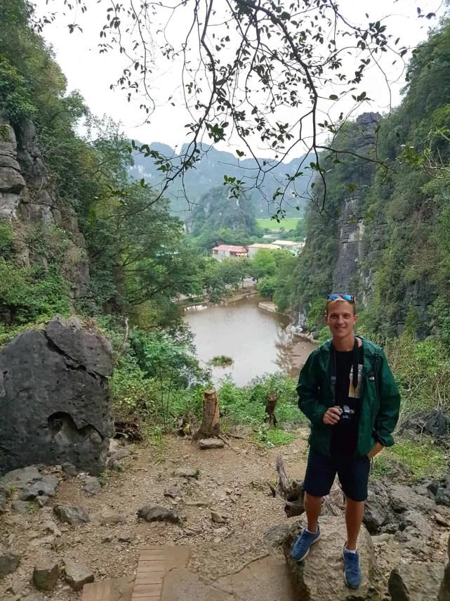 Vietnam, la charmante Pagode Bich Dông 🕯 46