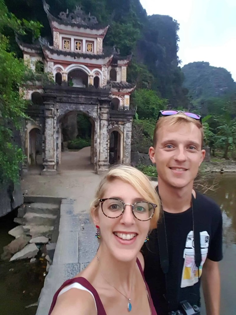 Vietnam, la charmante Pagode Bich Dông 🕯 38