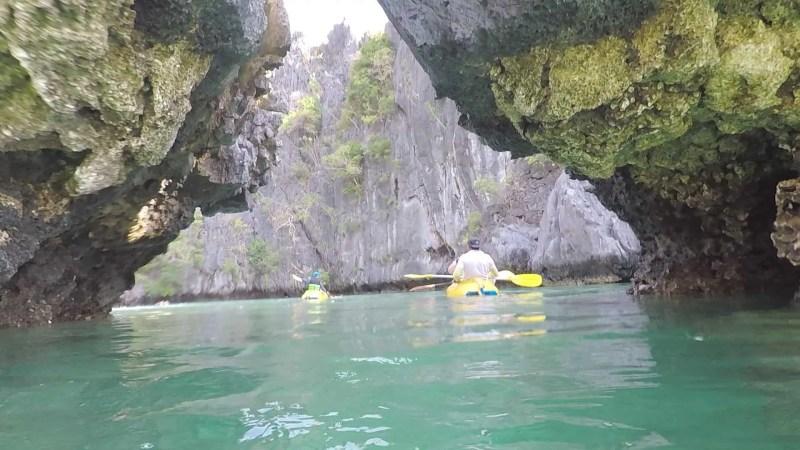 Philippines, tour en bateau dans les îles d'El Nido 🌴 12