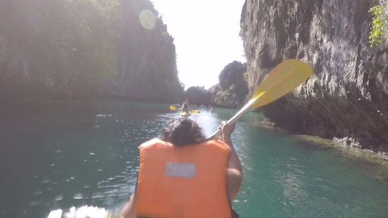 Philippines, tour en bateau dans les îles d'El Nido 🌴 13