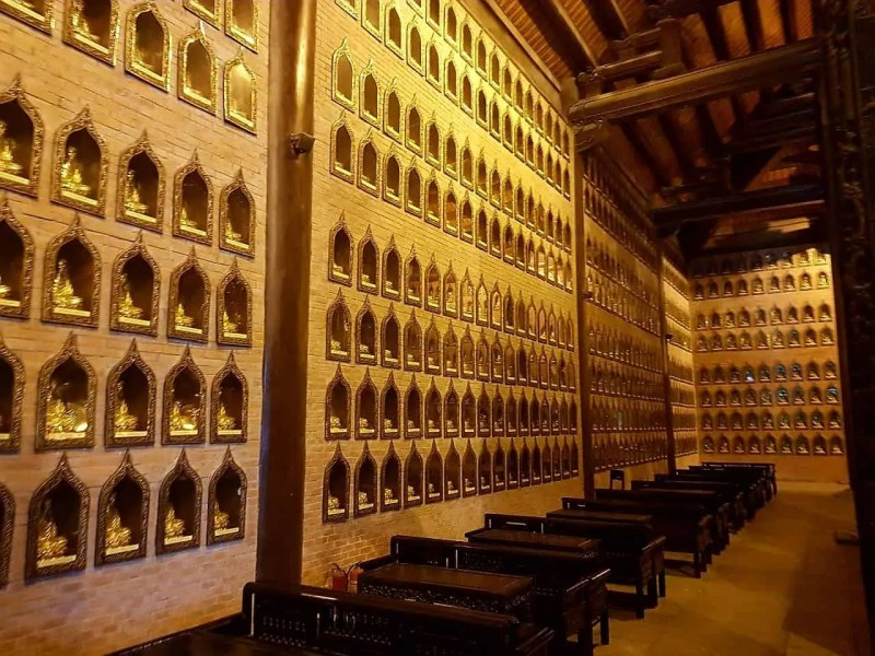Vietnam, l'incontournable temple de Bai Dinh aux 500 statues 🛕 14