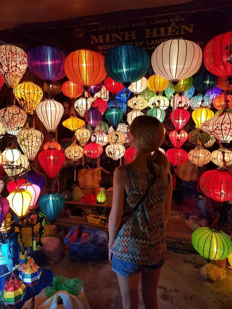 Vietnam, Hoi An la ville des mille lanternes 🏮 15