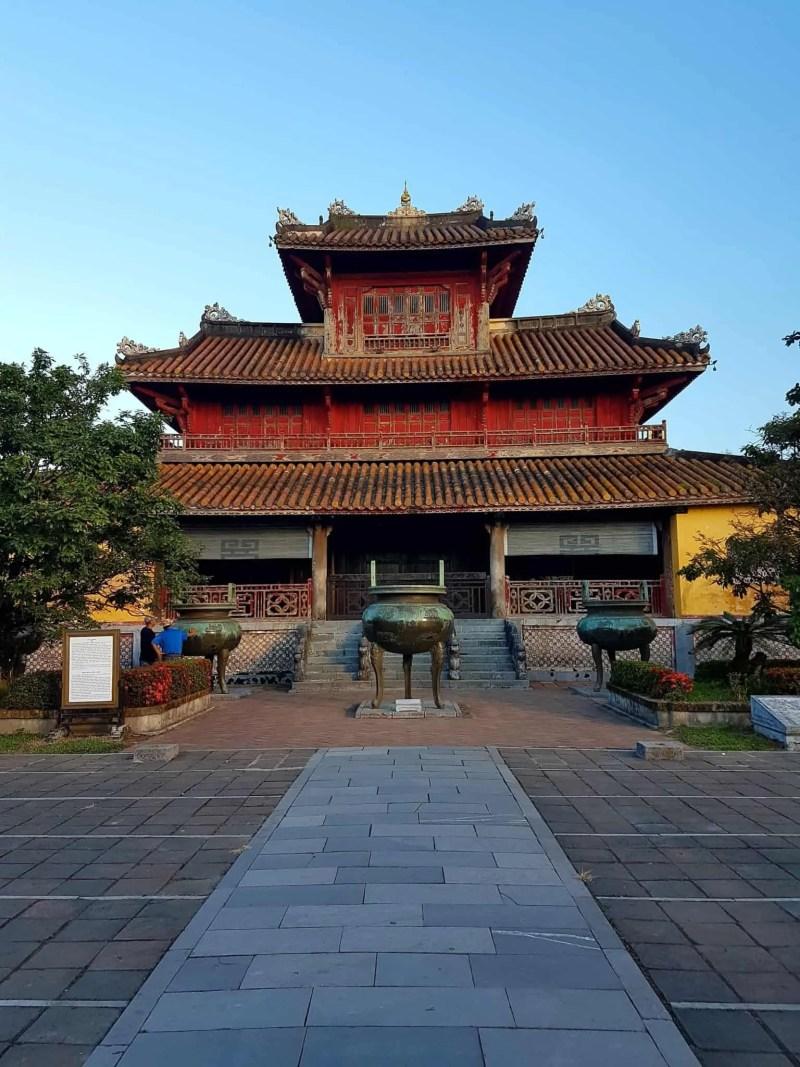 Vietnam, la magnifique cité impériale de Hué 🏯 30