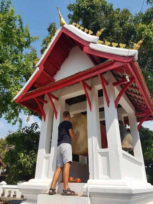 Laos, les magnifiques temples de Luang Prabang 🏯 27