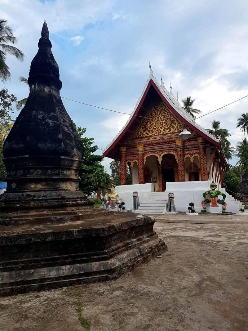 Laos, coucher de soleil depuis le Mont Phousi 🌄 5