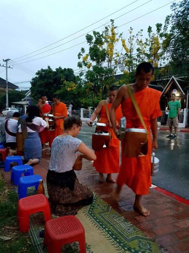 Laos, coucher de soleil depuis le Mont Phousi 🌄 12