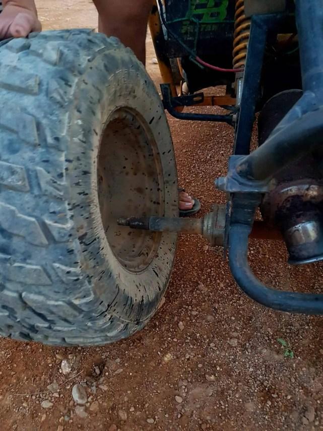 Laos, un tour en buggy qui ne se passe pas comme prévu 🏎 25