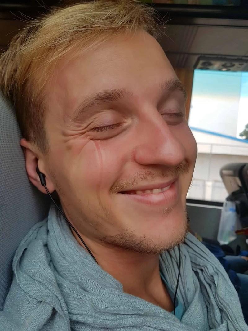 Thaïlande, d'interminables heures de bus qui nous font craquer notre slip 🩲 4
