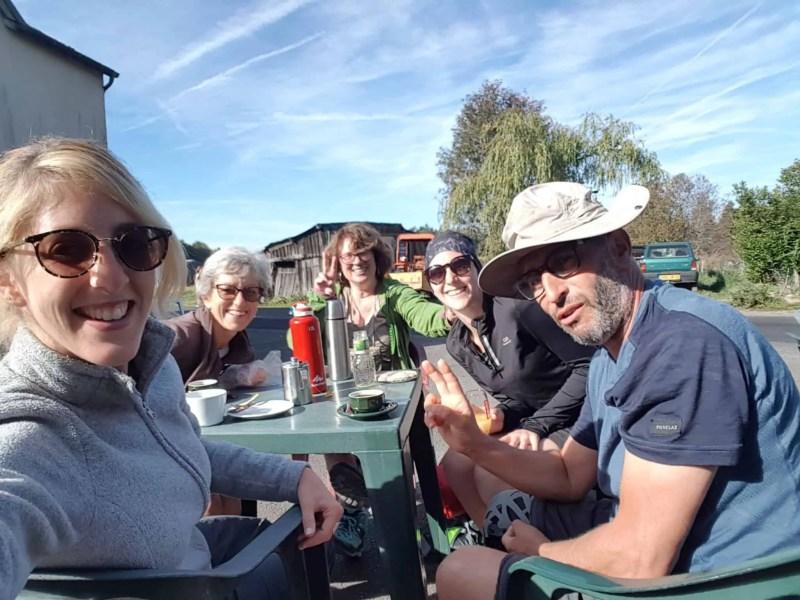 Chemin de Compostelle, une reprise tout en douceur vers les Gentianes 🤗 7