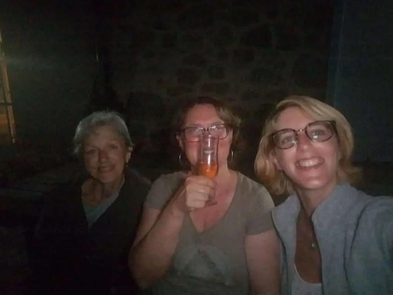 Chemin de Compostelle, une belle soirée au clair de lune à Sénergues 🌚 23