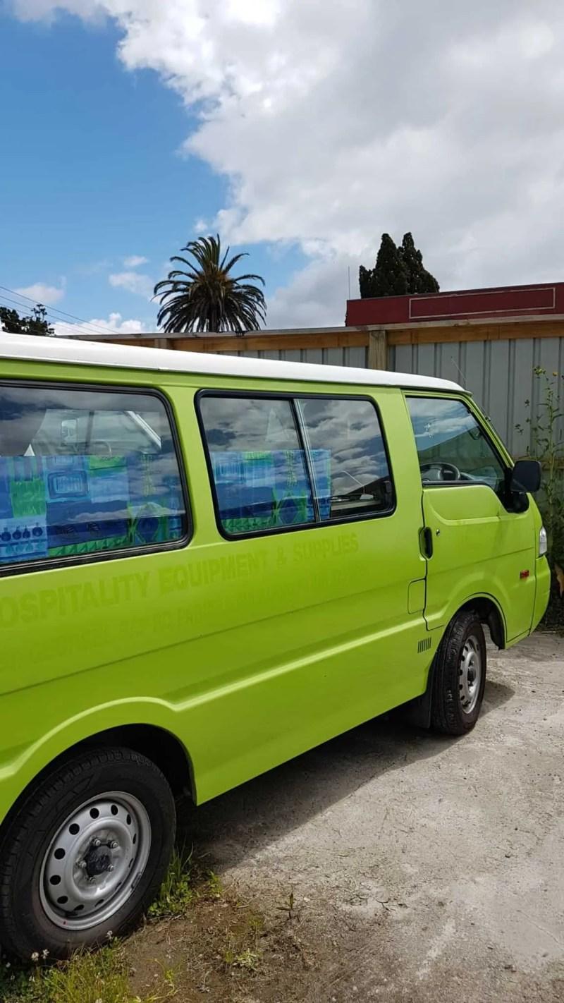 Nouvelle-Zélande, on récupère notre campervan 🚍 2