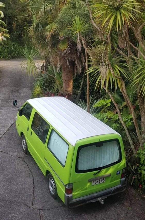 Nouvelle-Zélande, on prend enfin la route avec notre van ! 🚀 1