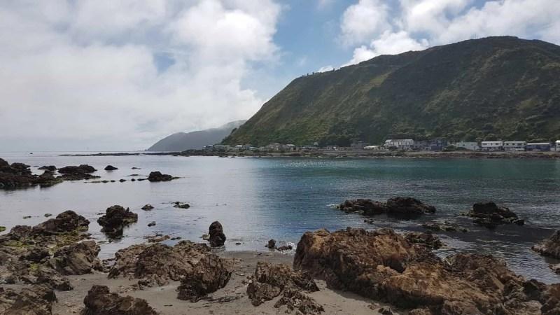 Nouvelle-Zélande, notre arrivée dans la capitale 🏬 10