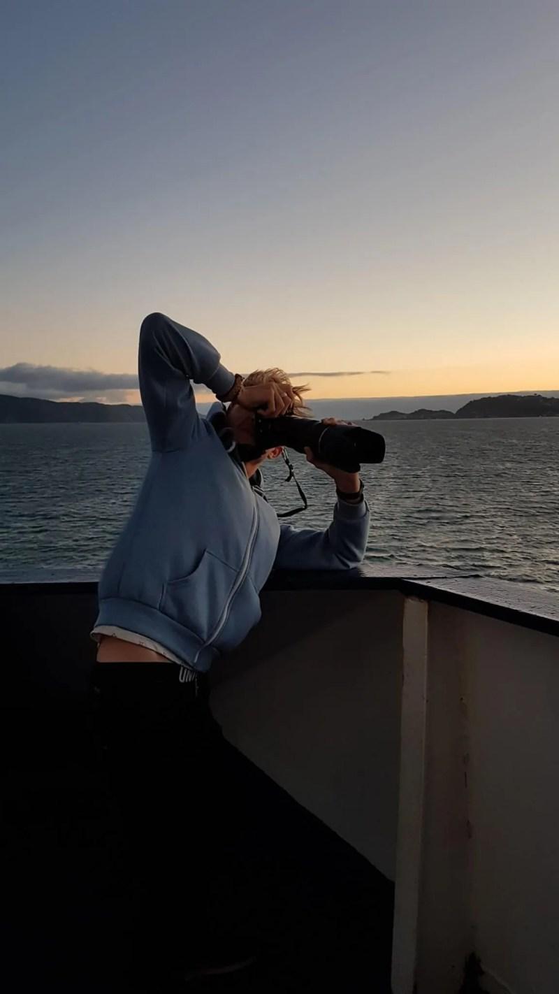 Nouvelle-Zélande, on visite Wellington avant d'embarquer pour l'île du Sud ⛴ 23