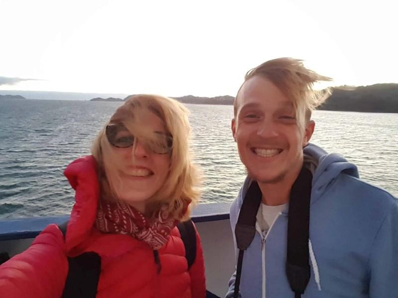 Nouvelle-Zélande, on visite  Wellington avant d'embarquer pour l'île du Sud ⛴ 22