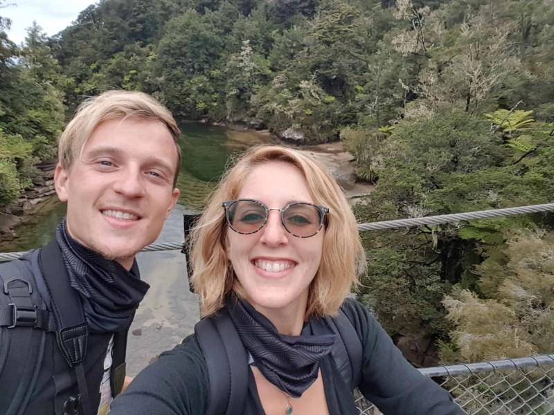 Nouvelle-Zélande, 24 km de randonnée sous la pluie dans le parc d'Abel Tasman 🌧 21