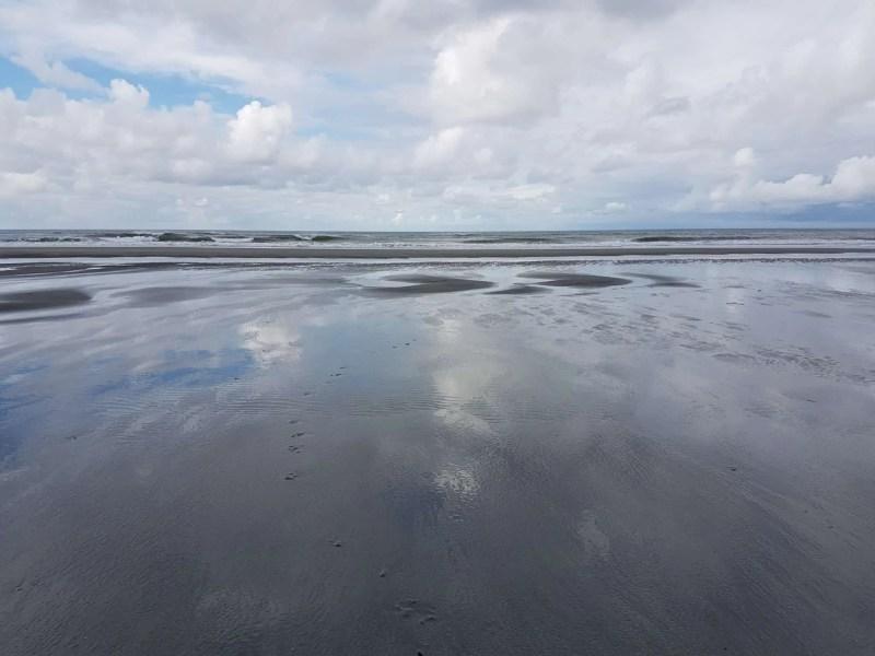 Nouvelle-Zélande, le paisible lac Saint Arnaud 🌥 13
