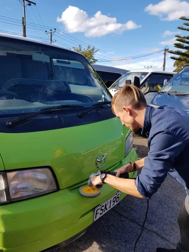 Nouvelle-Zélande, on récupère notre campervan 🚍 5