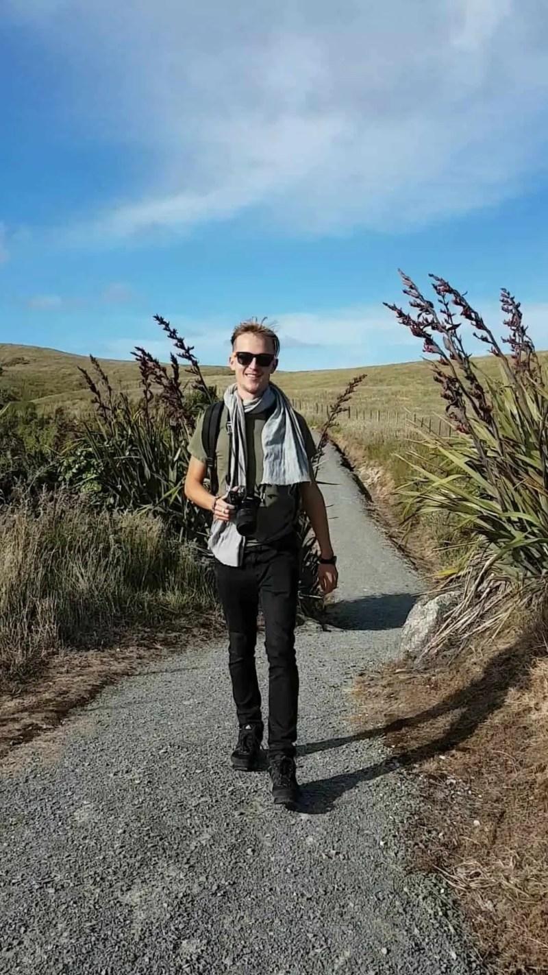Nouvelle-Zélande, le Cap Foulwind et sa côte sauvage 🌿 13