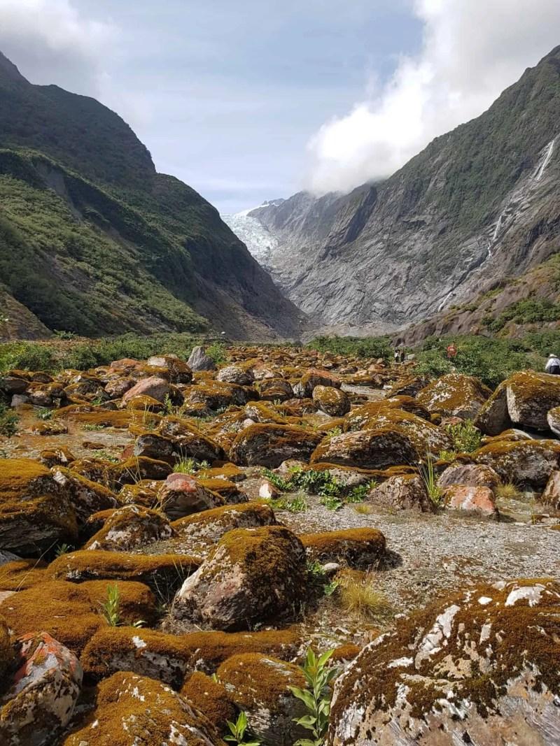 Nouvelle-Zélande, on chausse les baskets pour voir le Glacier Franz Josef 👟 6