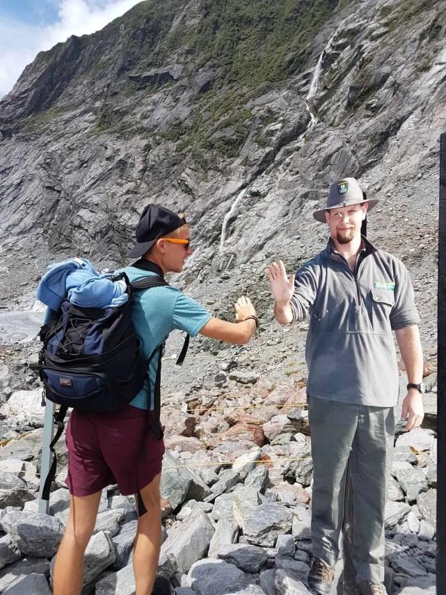 Nouvelle-Zélande, on chausse les baskets pour voir le Glacier Franz Josef 👟 12