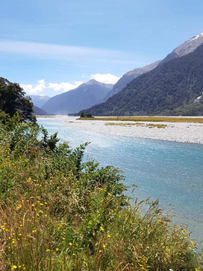 Nouvelle-Zélande, un levé de soleil féerique sur le lac Matheson ☀️ 30