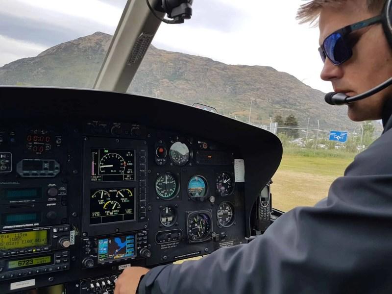 Nouvelle-Zélande, un tour en hélico au dessus de Queenstown qui nous en met plein les yeux ! 🚁 5