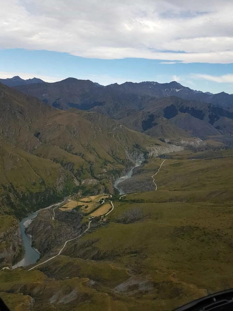 Nouvelle-Zélande, un tour en hélico au dessus de Queenstown qui nous en met plein les yeux ! 🚁 9