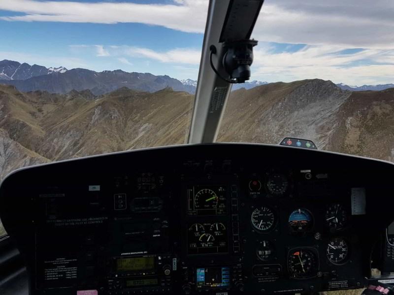 Nouvelle-Zélande, un tour en hélico au dessus de Queenstown qui nous en met plein les yeux ! 🚁 8