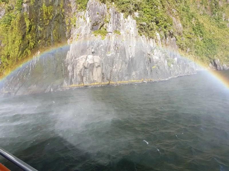 Nouvelle-Zélande, magnifique tour en bateau au coeur du Milford Sound ⛴ 28