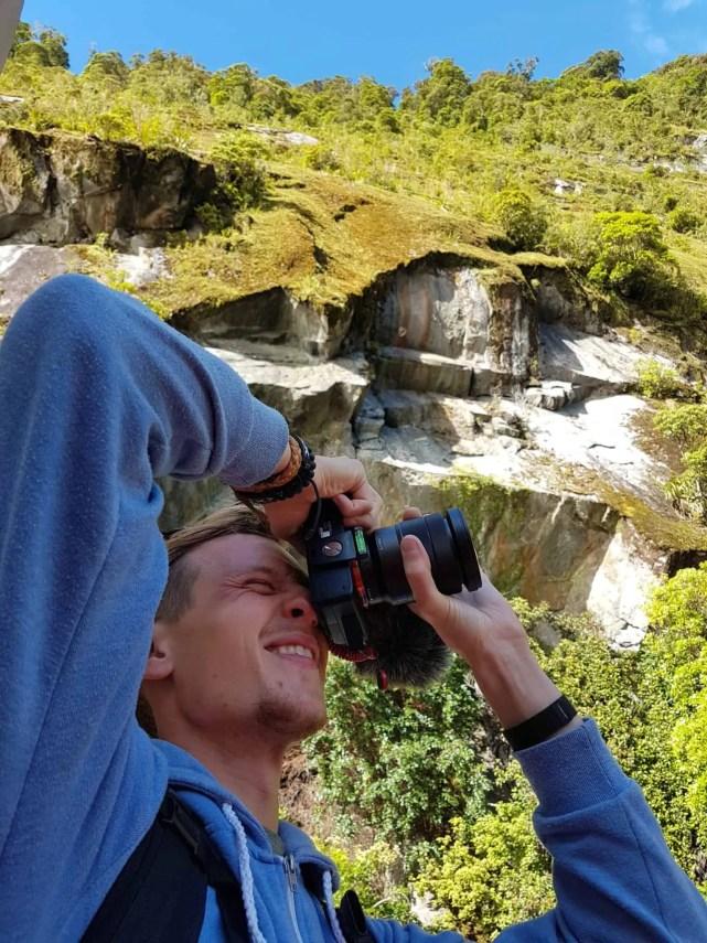 Nouvelle-Zélande, magnifique tour en bateau au coeur du Milford Sound ⛴ 26