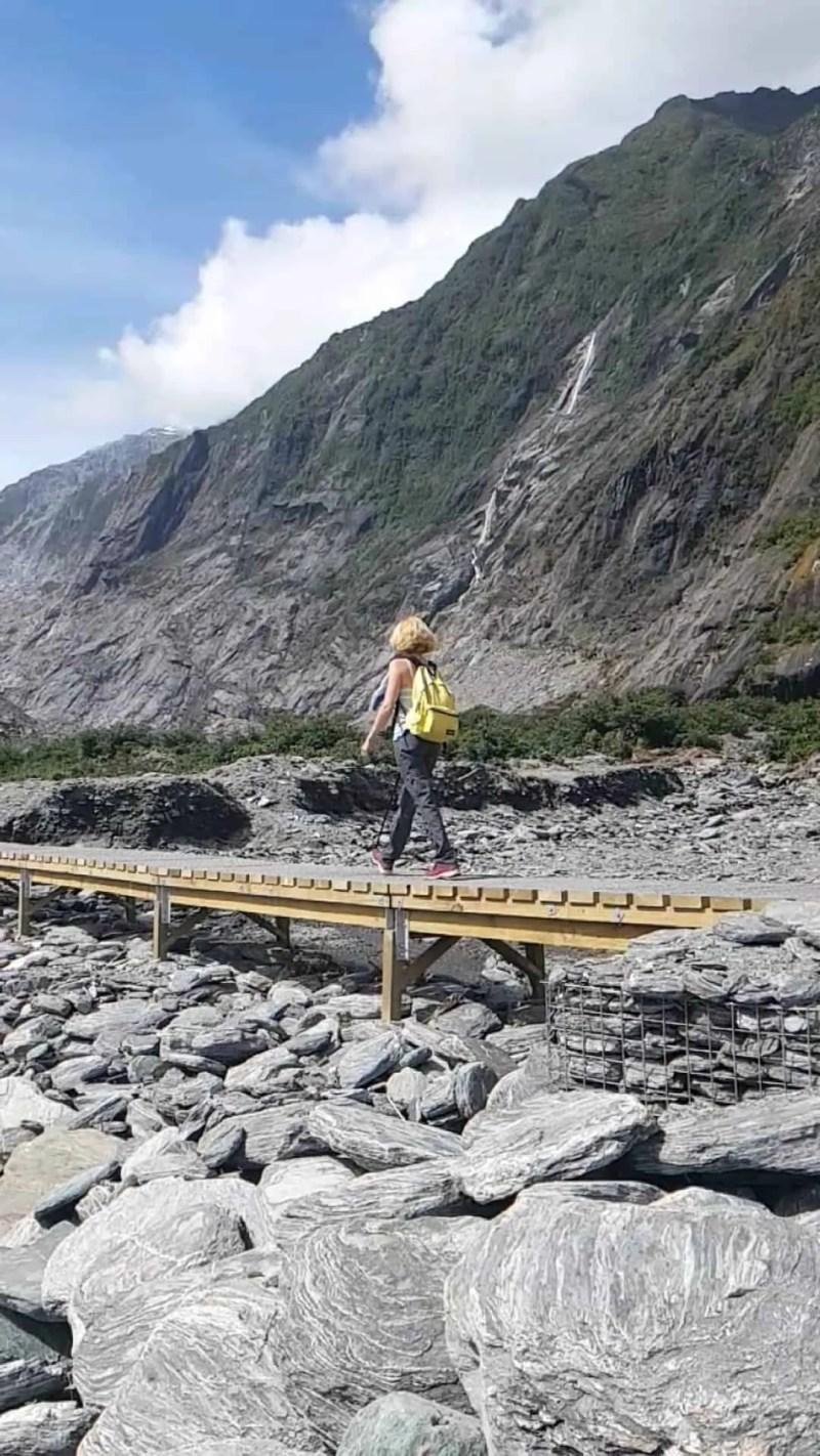 Nouvelle-Zélande, on chausse les baskets pour voir le Glacier Franz Josef 👟 5