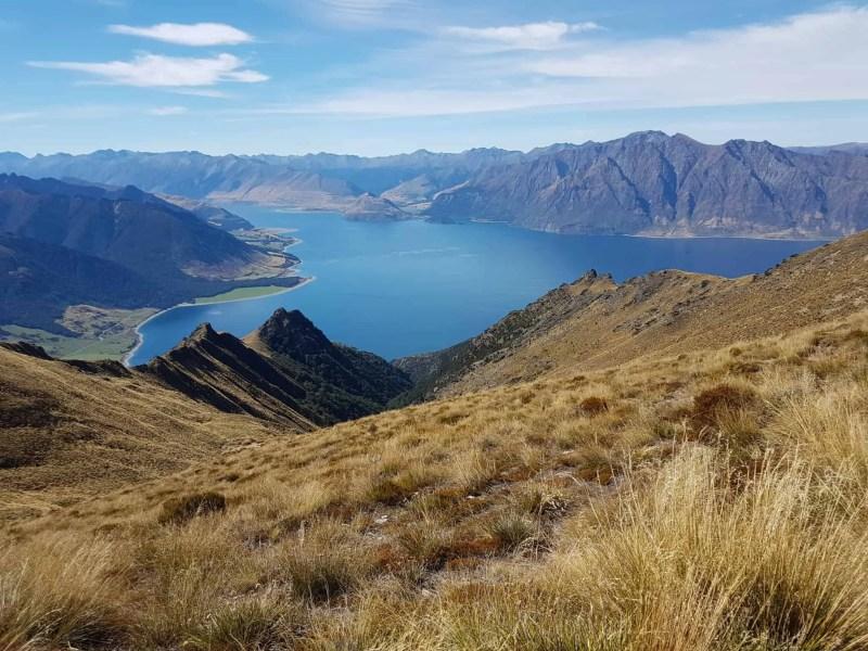 Nouvelle-Zélande, un magnifique lever de soleil depuis Isthmus Peak pour mes 30 ans 🎁 13