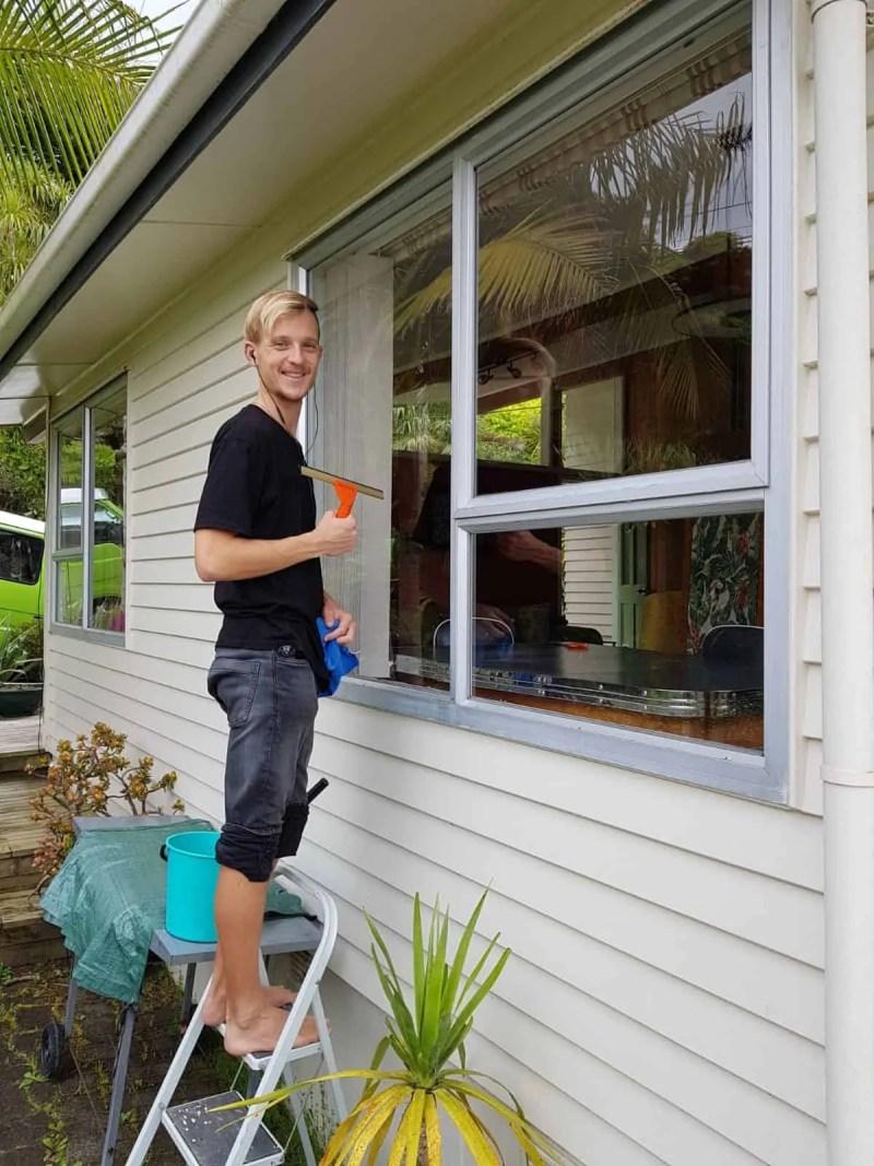 Faire du HelpX à Auckland en Nouvelle-Zélande