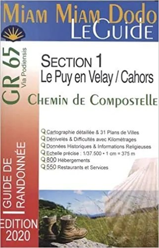 Miam miam dodo le Puy en velay - cahors
