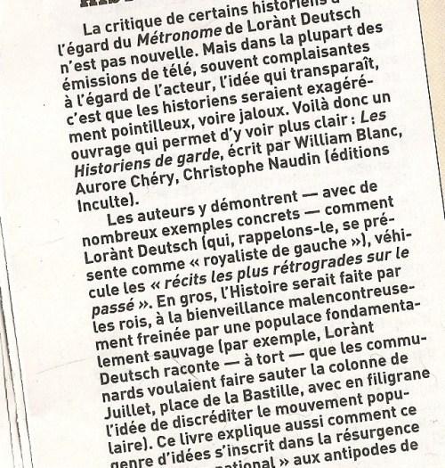 Les Historiens de Garde - Charlie Hebdo