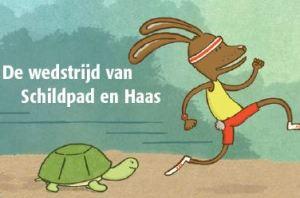 schildpad en haas