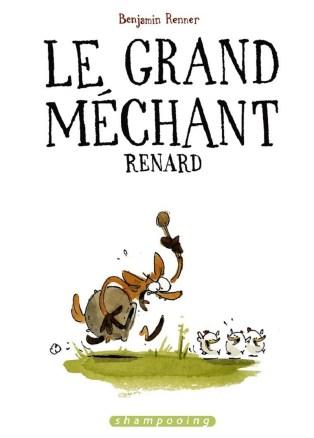 Le grand mechant Renard deuxième couverture