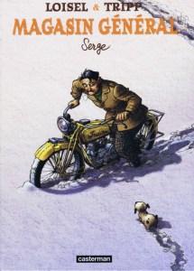 couverture du tome deux de Magasin général de Loisel