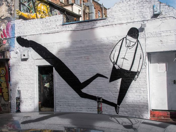 Découvrir le street art à Londres