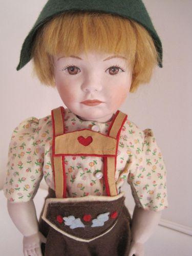 Datant poupées Ginny