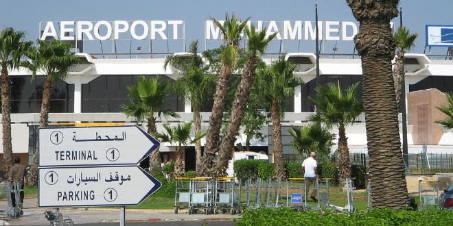 Une Tunisienne arrêtée à l'aéroport Mohammed V