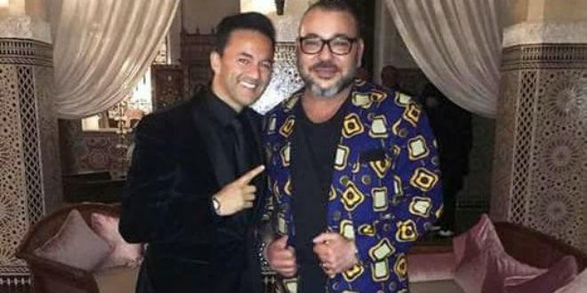 """RedOne souhaite """"Happy Birthday"""" au roi Mohammed VI"""