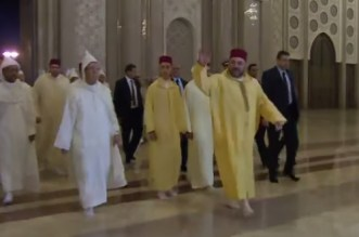 Le roi Mohammed VI préside la troisième causerie religieuse de Ramadan