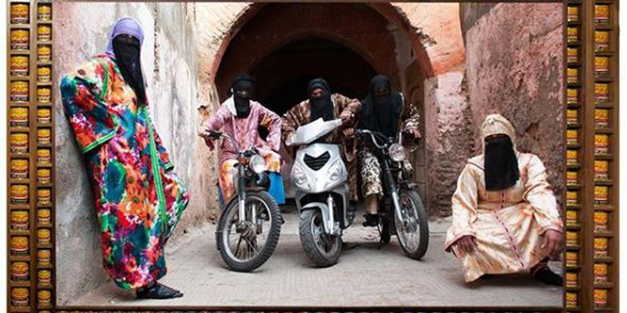 Marrakech: un musée ouvre ses portes à Hassan Hajjaj