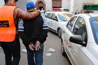 Agadir: un quinquagénaire pris la main dans le sac