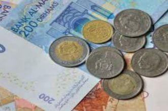 Cours de change: EURO/DOLLAR/LIVRE vs DIRHAM