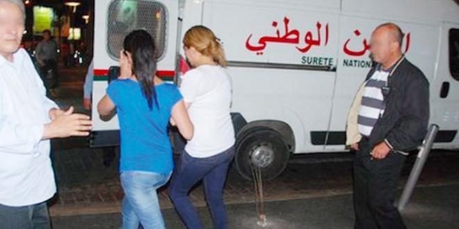 Une étudiante arrêtée à Agadir