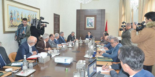 Rabat: le gouvernement va examiner trois projets de décret